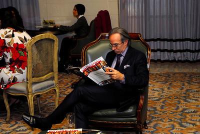 Kyle Samperton,November 4,2009,St.Regis Hotel,Ernesto Santalla