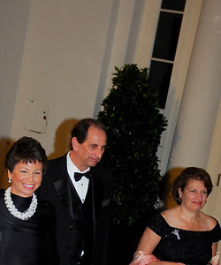 Kyle Samperton,November 24,2009,State Dinner,Valerie Jarrett,Neil Cohen,Susan Sher