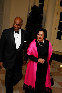Kyle Samperton,November 24,2009,State Dinner,Vernon Jordan,Ann Jordan