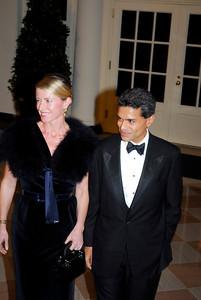 Kyle Samperton,November 24,2009,State Dinner,Paula Throckmorton Zakaria,Fareed Zakaria