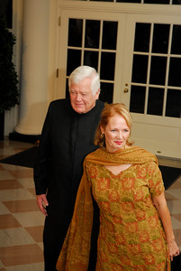 Kyle Samperton,November 24,2009,State Dinner,Rep.Jim McDermott,Therese Marie Hansen