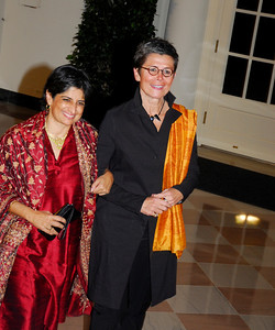Kyle Samperton,November 24,2009,State Dinner,Urvashi Vaid,Kate Clinton