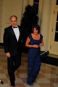 Kyle Samperton,November 24,2009,State Dinner,Sen.Bob Casey,Terese Casey