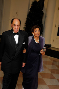 Kyle Samperton,November 24,2009,State Dinner,Earl Graves,Barbara Graves