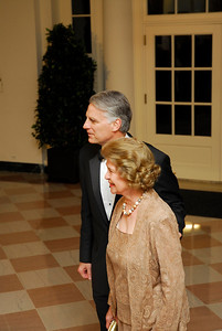 Kyle Samperton,November 24,2009,Amb.Tim Roemer,Mary Johnston
