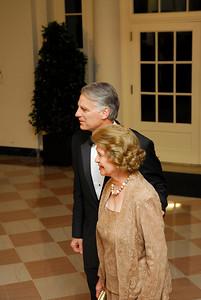 Kyle Samperton,November 24,2009,Amb.Tim Roemer,Mary Johnston