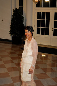 Kyle Samperton,November 24,2009,State Dinner,Desiree Rogers