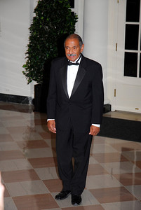 Kyle Samperton,November 24,2009,State Dinner,Rep.John Conyers