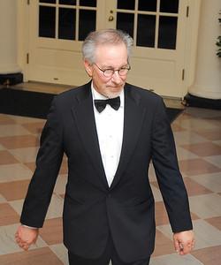 Kyle Samperton,November 24,2009,State Dinner,Steven Speilberg