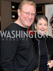 alan schwartz, rita bloom,  Photo by Kyle Samperton