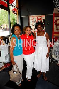Cheryl LaRoche, Debbie Bragg, Patricia Davis, Photograph by Kyle Samperton