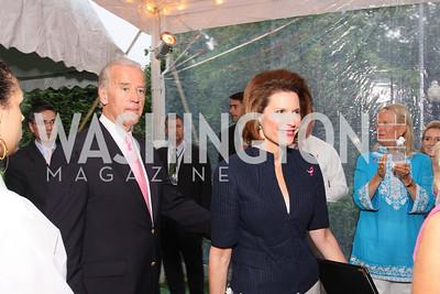 Joe Biden, Nancy Brinker