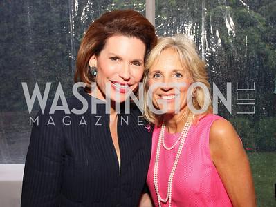 Nancy Brinker, Jill Biden