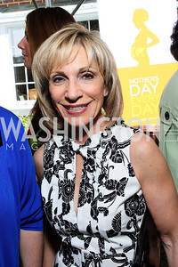 Andrea Mitchell, photos by Tony Powell