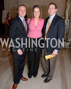 Reill O'Connor, Amy Miller, Jack Pfeiffer, Photograph by Kyle Samperton