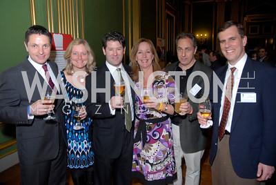 Rainer Meyer, Pat Nicholas, Paul Byrne, Tamara McGraw, Joe Allegro, Eric Schweikert, Photograph by Kyle Samperton