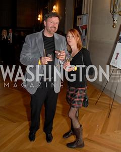 Russ Wolff, Jennifer Woodward, Photograph by Kyle Samperton