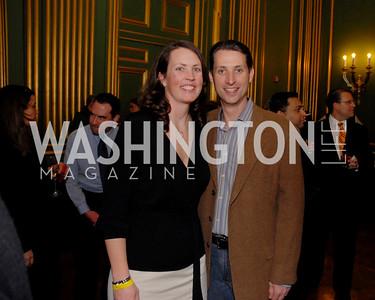 Christina Folz, Michael Thimblin, Photograph by Kyle Samperton