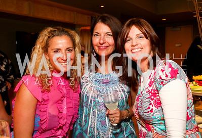 Ami Aronson, Linda Roth, Nechama Shemtov, Photograph by Tony Powell