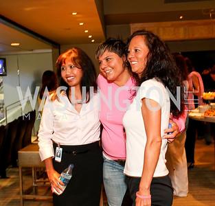 Giardy Ritz, Amor Montes De Oca, Nancy Yu, Photograph by Tony Powell