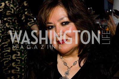 Elaine Hackett. ThanksUSA Gala. Newseum. October 14, 2009. Photos by Betsy Spruill Clarke.