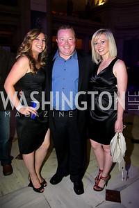 Laura Schmitt, Eliza Bass, and Matt Galvin of Lift Off Distribution. 2009 Art of Can. October 8th, 2009. Samantha Strauss.