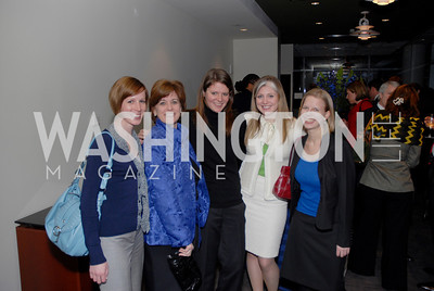 Anna Edney, Kassie Hunt, Erin Mcpike, Carrie Dunn, Suzanne Clark, Photo by Kyle Samperton