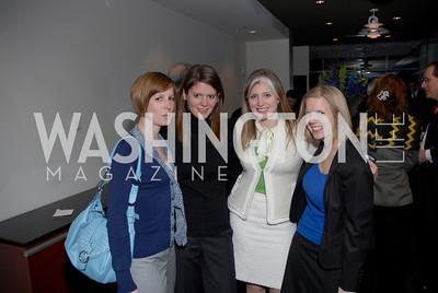 Anna Edney, Kassie Hunt, Erin Mcpike, Carrie Dunn,Photo by Kyle Samperton