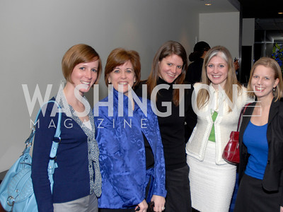 Anna Edney, Kassie Hunt, Erin Mcpike, Carrie Dunn, Suzanne Clark, Photo by Kyle Samperton
