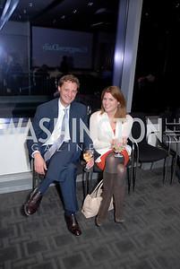 Mat Lapinski, Mary Pat Lawrence,Photo by Kyle Samperton
