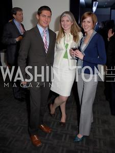 Andrew Noyes, Erin McPike, Anna Edney, Photo by Kyle Samperton