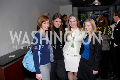 Anna Edney, Kassie Hunt, Erin Mcpike, Carrie Dunn, Photo by Kyle Samperton