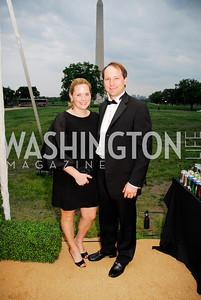 Libby and Randy Feldner. L'Enfant Society Ball on the Mall 2009. Photos by Kyle Samperton.