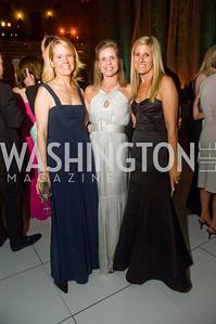 Liz Roberts, Kim Shiff, Kathleen Jenkins, photographer Betsy Spruill Clarke
