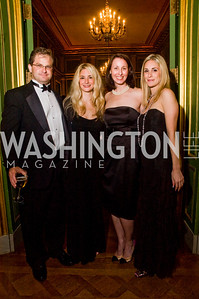 Jason Eig, Heather Eig, Stephanie Eichberg, Tiffany Goldstein, photographer Betsy Spruill Clarke