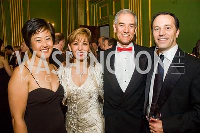 Grace Hong, Katherine Vernot-Jonas, Richard Jonas, Mark Nelson, photographer Betsy Spruill Clarke