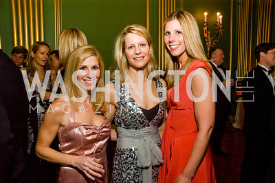 Michele Shull, Ashley Shiff, Kimberly Vogel. May 2, 2009. Children's Hospital Foundation Dinner. Betsy Spruill Clarke.