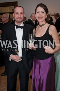 John DeWolf, Laura Pasquini