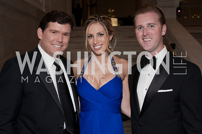Bret Baier, Amy Angelo, Tripp Donnelly