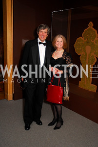 Mike and Ann Van Dusen. Freer Sackler Gala 2009. Photos by Kyle Samperton.