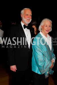 Wayne and Ann Clough. Freer Sackler Gala 2009. Photos by Kyle Samperton.