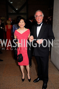Amb. Chan Heng Chee, Julian Raby. Freer Sackler Gala 2009. Photos by Kyle Samperton.