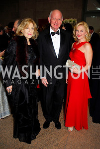 Dame Jillian Sackler, Michael and Susan Pillsbury. Freer Sackler Gala 2009. Photos by Kyle Samperton.