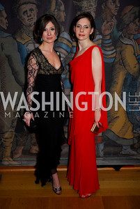 Marianna Grey, Ludmilla Cafritz. Freer Sackler Gala 2009. Photos by Kyle Samperton.