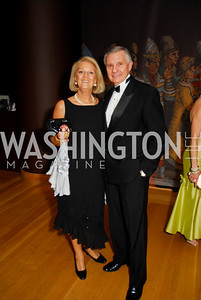 Graciela and Jorge Adler. Freer Sackler Gala 2009. Photos by Kyle Samperton.