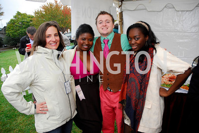Kyle Samperton,October 17,2009,The Gold Cup,Laura Niswander,Makeda Saggau-Sackey,Charles Paret,Sasha Horne