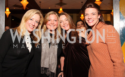 liberty jones, emily schmidt, mary amons, hallie sherard,  Photo by Tony Powell