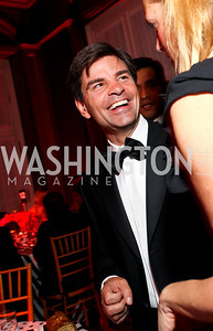 George Stephanopoulos. The Meridian Ball. Meridian International Center. October 2, 2009. photos by Tony Powell