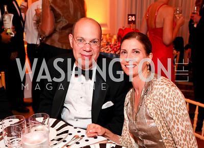 Paul Kalb and Susan Ascher. The Meridian Ball. Meridian International Center. October 2, 2009. photos by Tony Powell