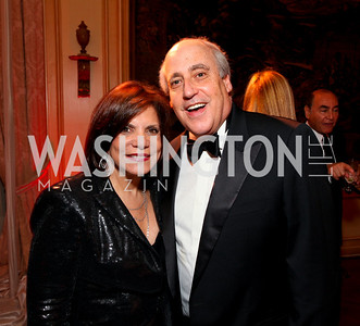 Rhoda and Dan Glickman. The Meridian Ball. Meridian International Center. October 2, 2009. photos by Tony Powell